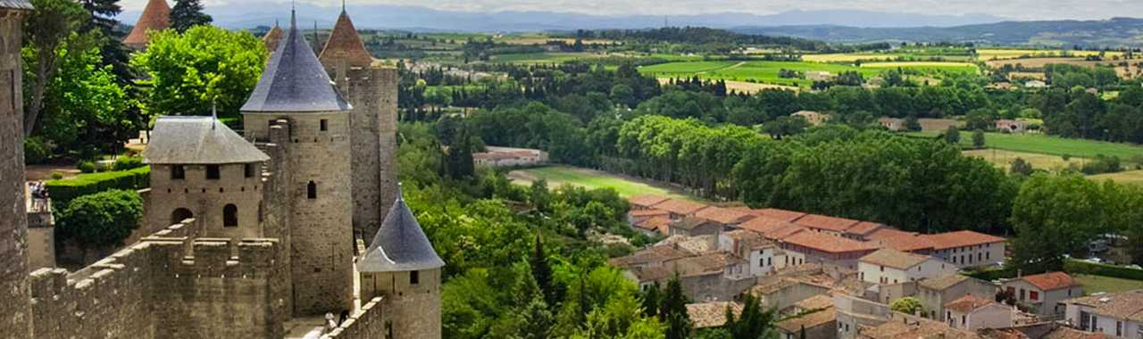 Stay in Carcassonne