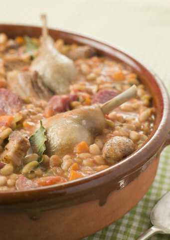 Cassoulet charming hotel Carcassonne